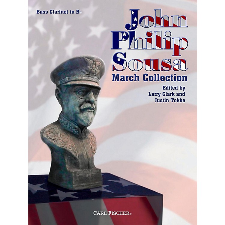 Carl FischerJohn Philip Sousa March Collection - Bass Clarinet