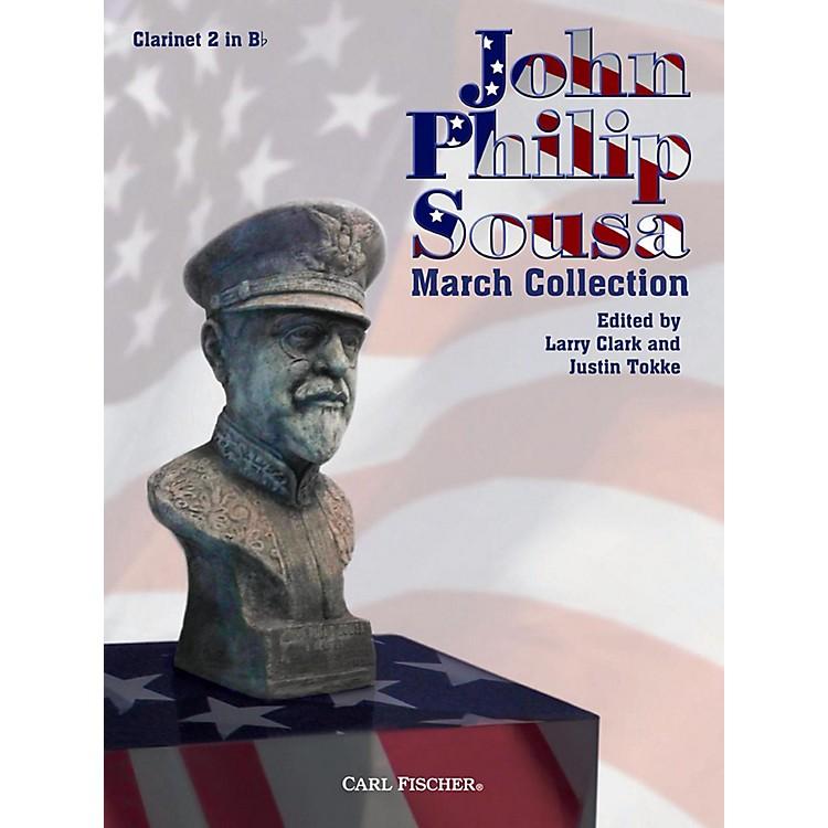 Carl FischerJohn Philip Sousa March Collection - Clarinet 2