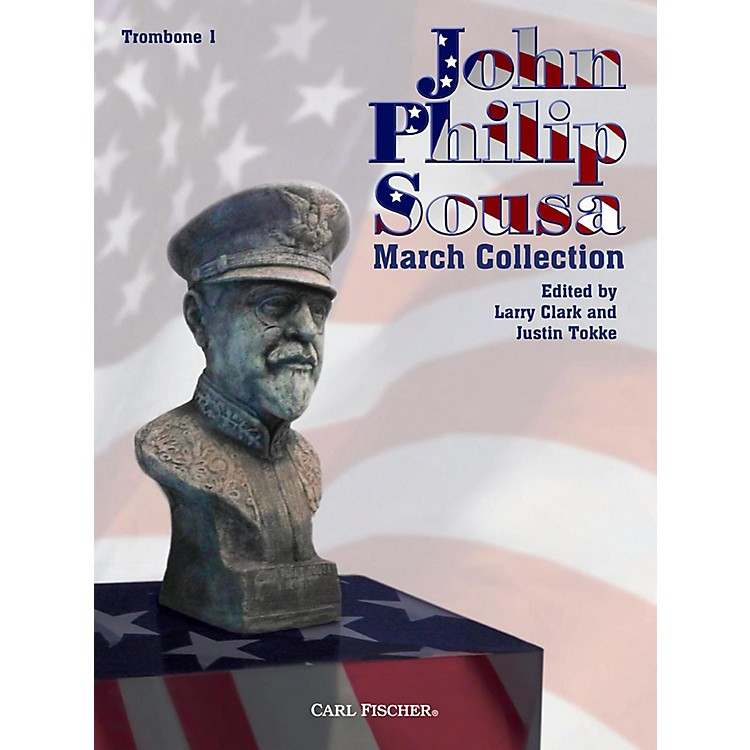 Carl Fischer John Philip Sousa March Collection - Trombone 1