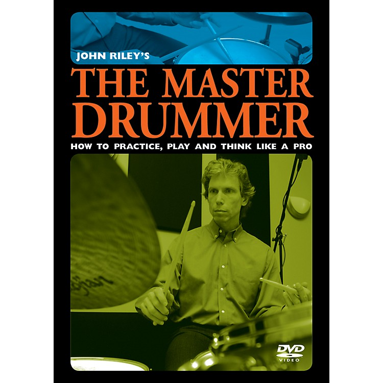 AlfredJohn Riley's The Master Drummer DVD