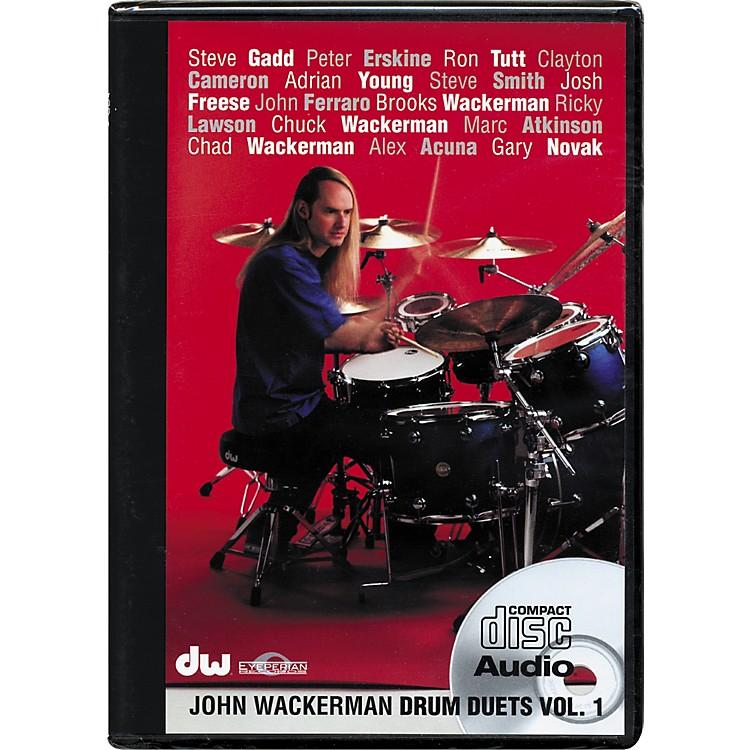 The Drum ChannelJohn Wackerman: Drum Duets Vol 1(Audio CD)