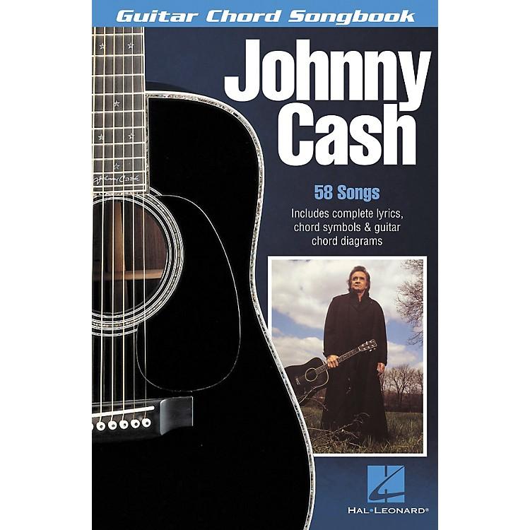 Hal LeonardJohnny Cash Guitar Chord Book