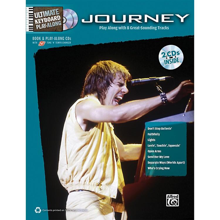 AlfredJourney - Ultimate Keyboard Play-Along Book & 2 CDs