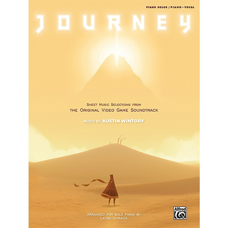 AlfredJourney: Sheet Music Selections from the Original Video Game Soundtrack Book