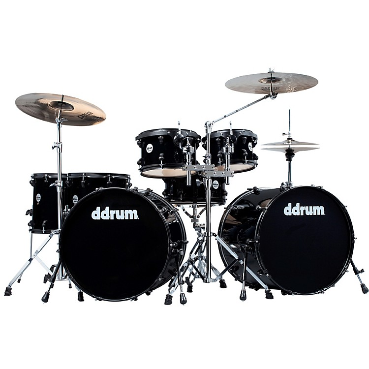 Ddrum Journeyman Double Down 7-Piece Drum Kit