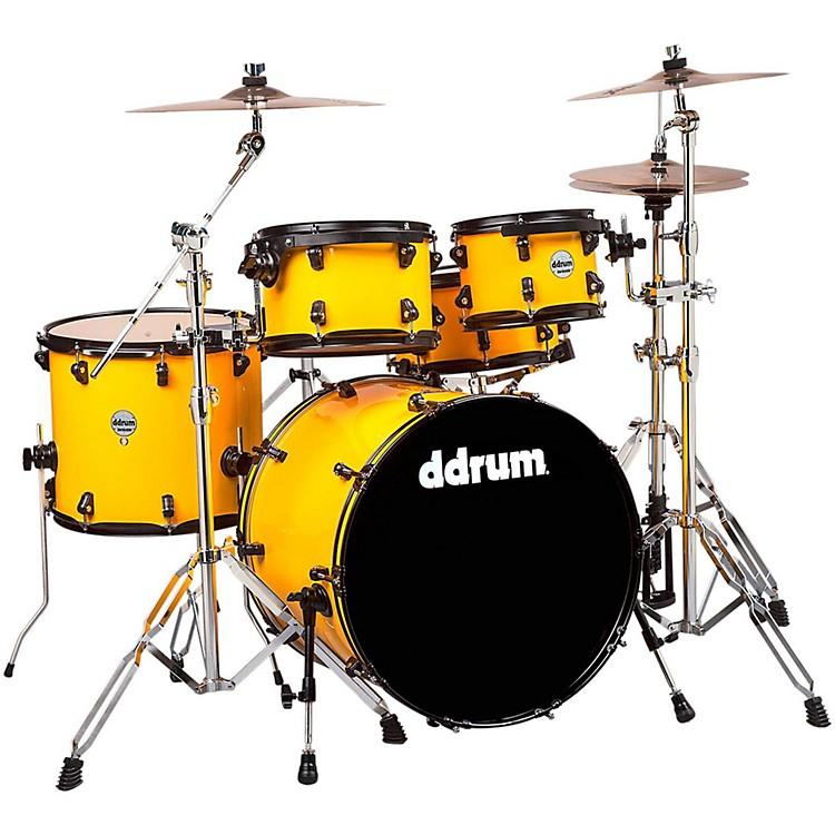 DdrumJourneyman Player 5-Piece Drum KitFlash Yellow