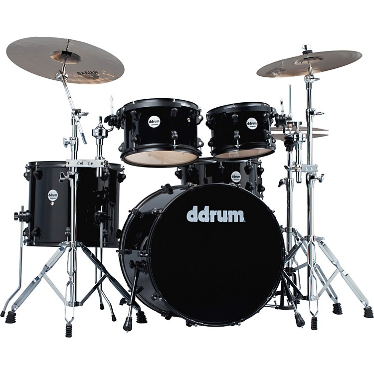 ddrum Journeyman Player 5-Piece Drum Kit