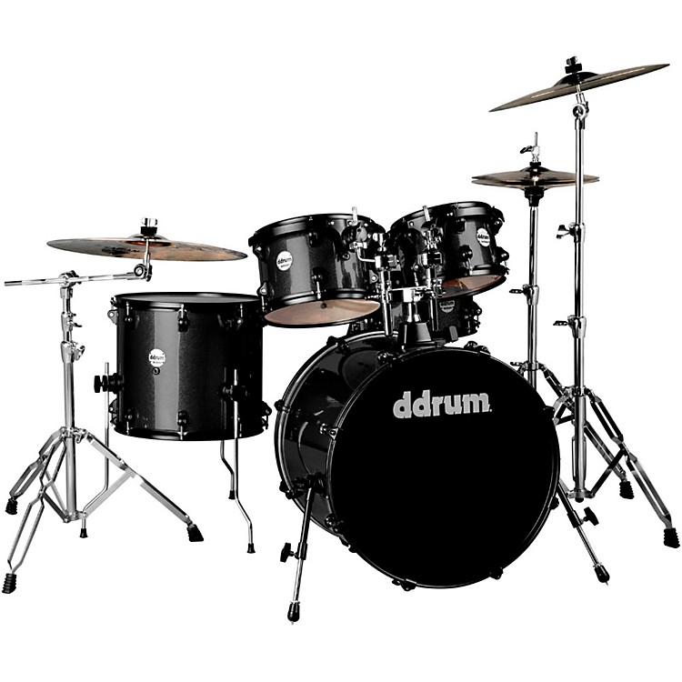 DdrumJourneyman2 Series Player 5-piece Drum Kit with 22 in. Bass DrumBlack Sparkle