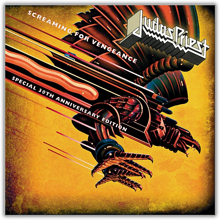 SonyJudas Priest - Screaming for Vengeance (Special 30th Anniversary Edition) Vinyl LP