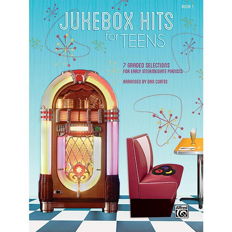BELWINJukebox Hits for Teens Book 1 Early Intermediate Songbook