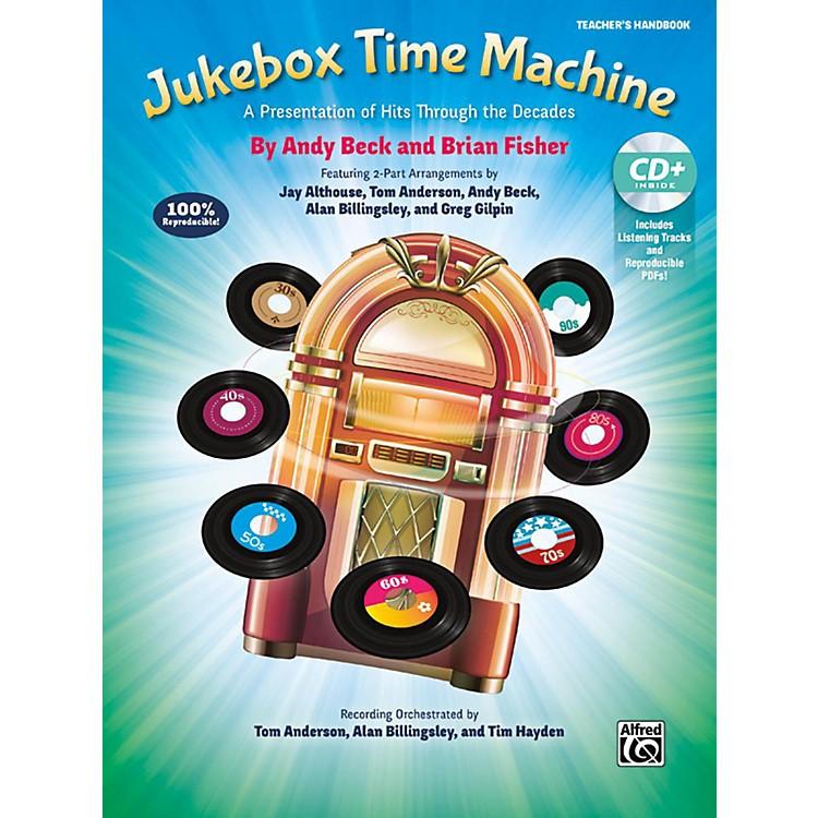 AlfredJukebox Time Machine CD Kit Book & Enhanced CD Grades 4 & up