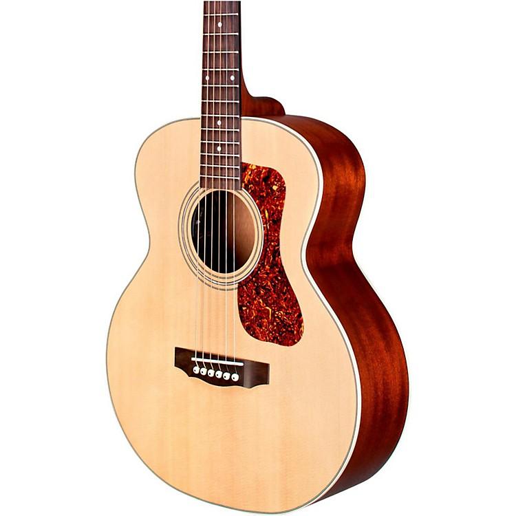 GuildJumbo Junior Mahogany Acoustic-Electric GuitarNatural