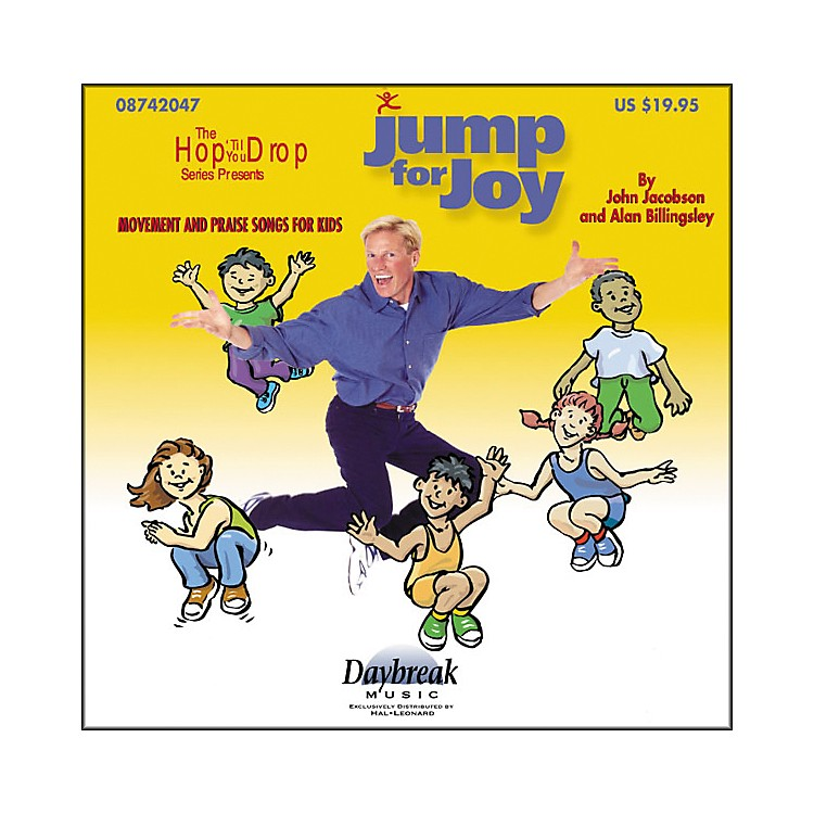 Hal Leonard Jump for Joy CD
