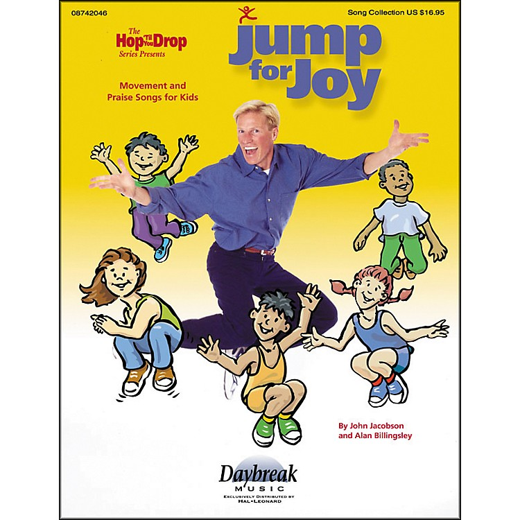 Hal Leonard Jump for Joy Song Collection