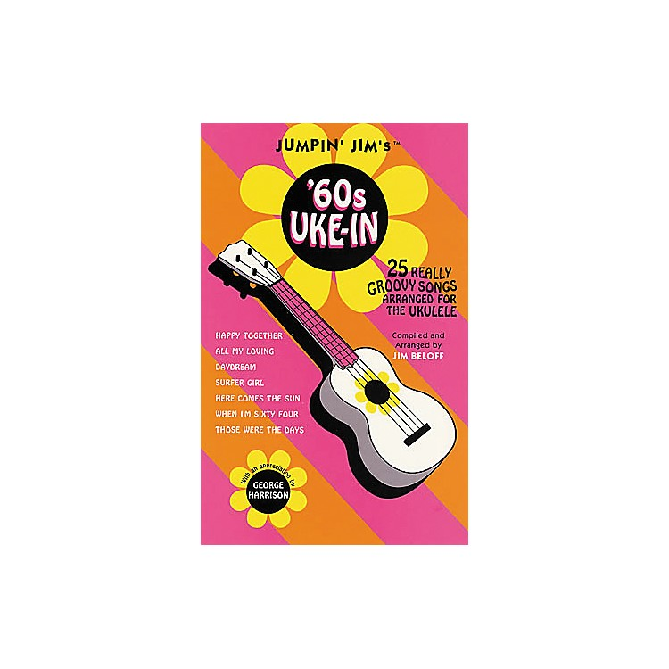 Hal Leonard Jumpin' Jim's '60s Uke-In Tab Songbook
