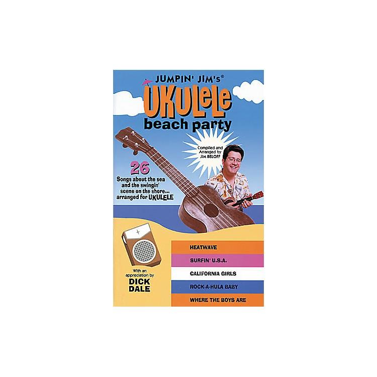 Flea Market MusicJumpin' Jim's Ukulele Beach Party Tab Songbook