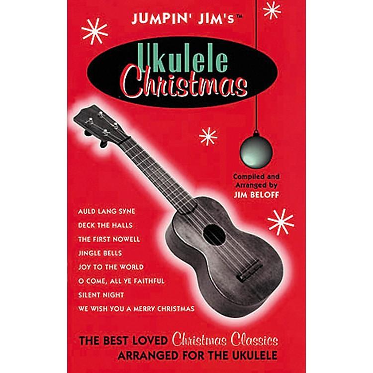 Hal LeonardJumpin' Jim's Ukulele Christmas Tab Songbook