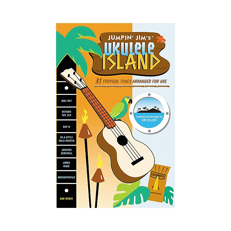 Flea Market MusicJumpin' Jim's Ukulele Island Tab Songbook