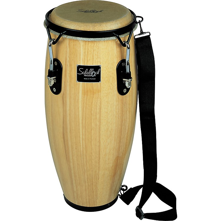 Schalloch Junior Conga with Black Hardware Natural 8 in.