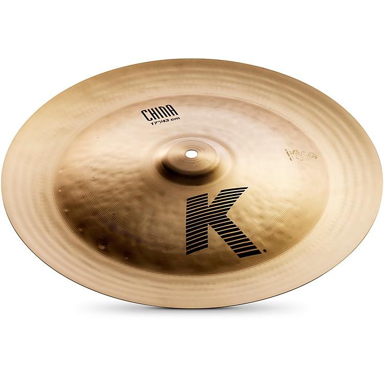 ZildjianK China Cymbal17 in.