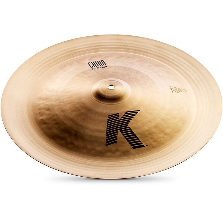 Zildjian K China Cymbal  19 in.