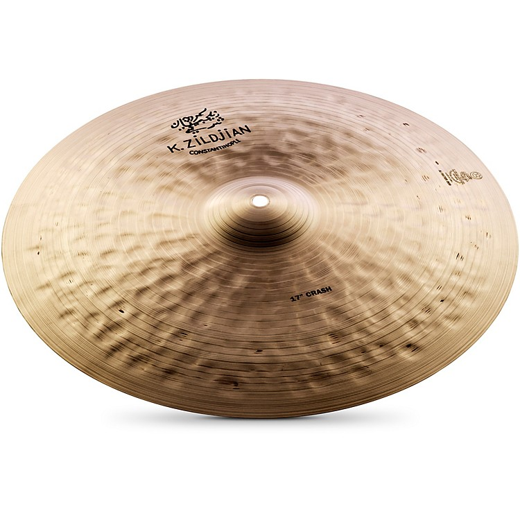 Zildjian K Constantinople Crash 17 in.