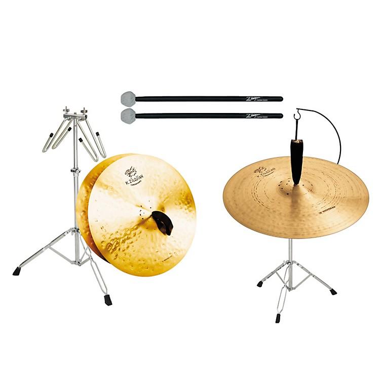 ZildjianK Constantinople Cymbal Educator Pack