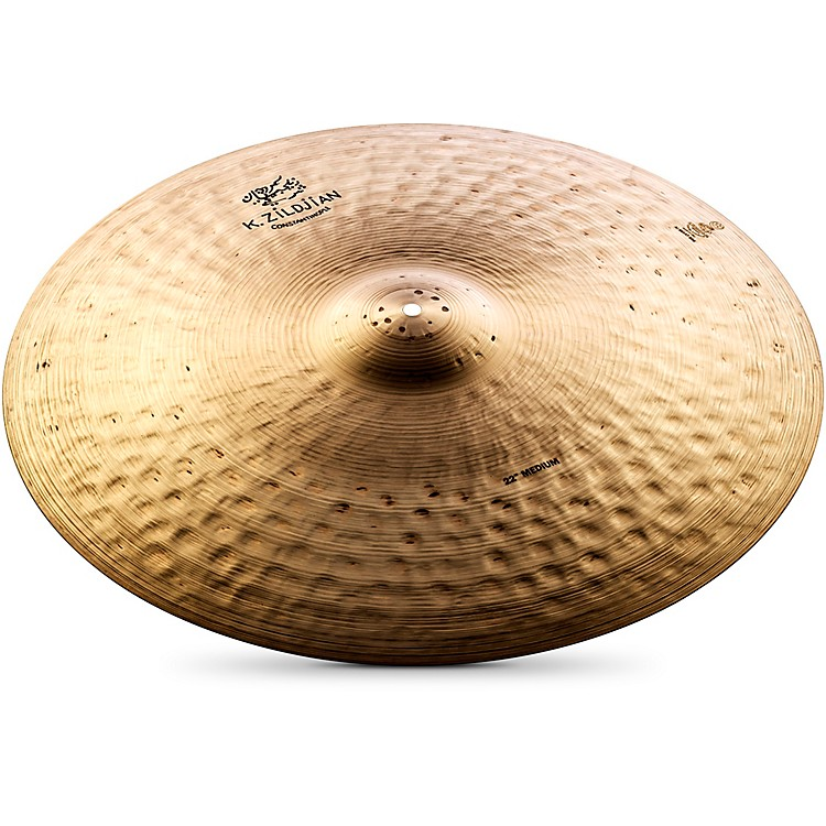 Zildjian K Constantinople Medium Ride Cymbal  22 in.