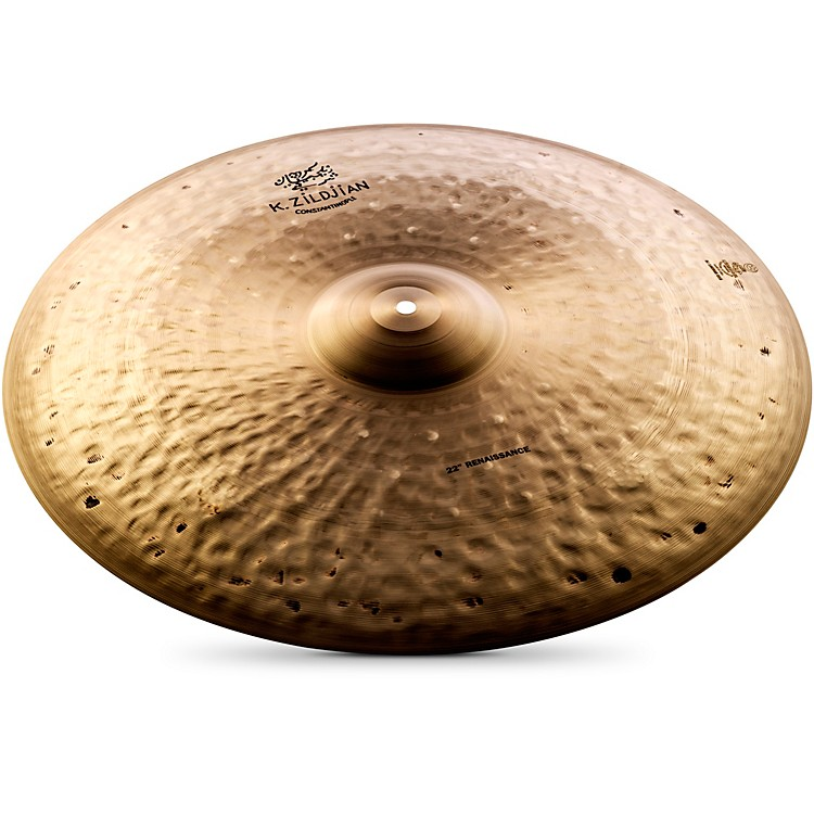 ZildjianK Constantinople Renaissance Ride Cymbal22 Inch