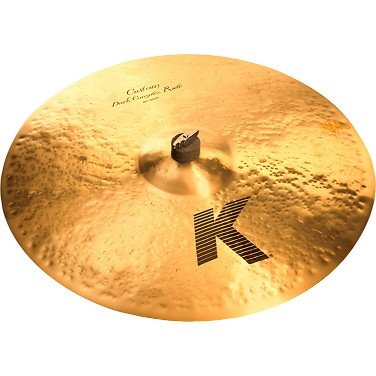 Zildjian K Custom Dark Complex Ride 21 Inch