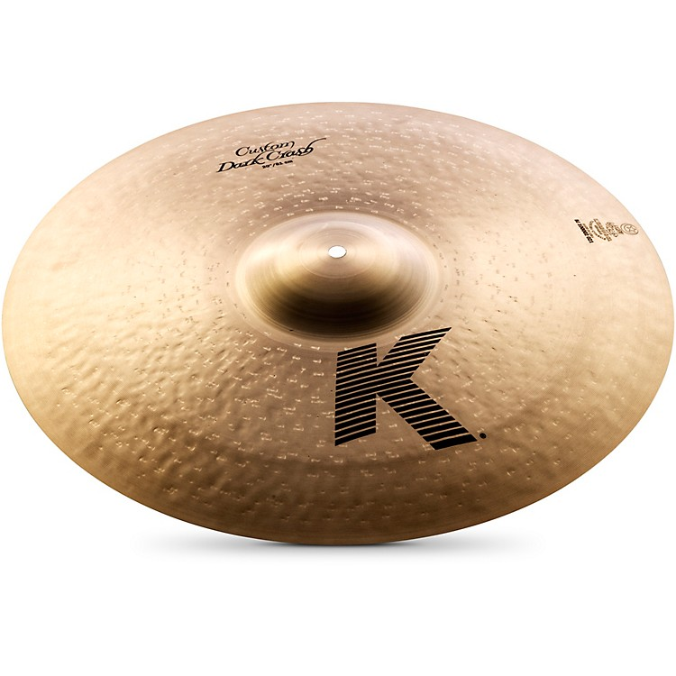 Zildjian K Custom Dark Crash Cymbal  20 in.