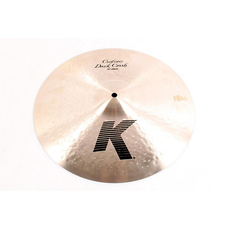 Zildjian K Custom Dark Crash Cymbal  886830978548