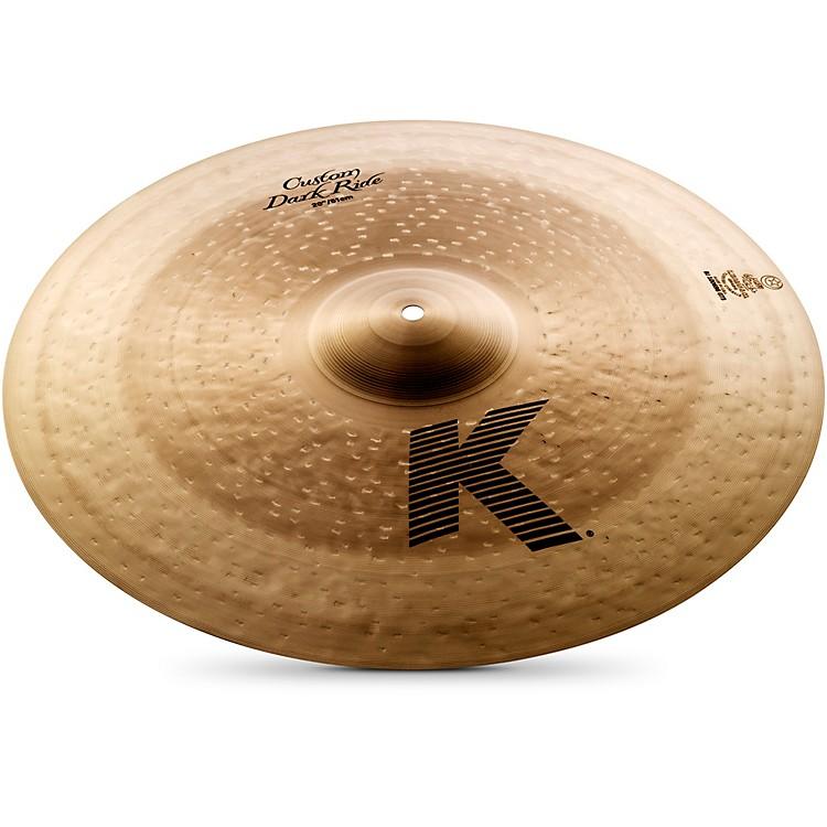 ZildjianK Custom Dark Ride Cymbal20 in.