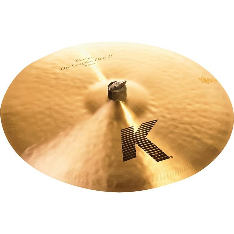 ZildjianK Custom Dry Complex II Ride Cymbal