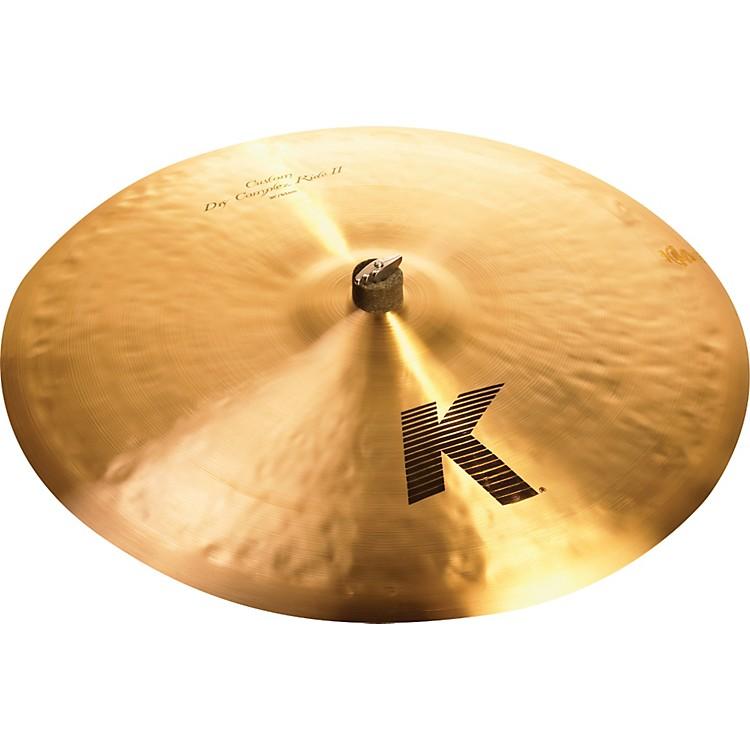 ZildjianK Custom Dry Complex II Ride Cymbal24