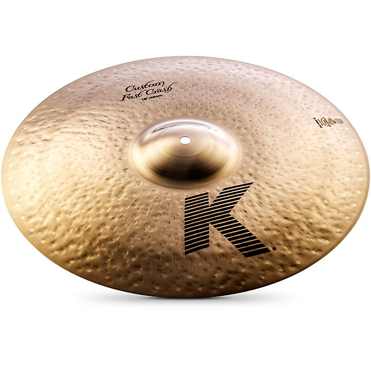 Zildjian K Custom Fast Crash Cymbal  18 in.