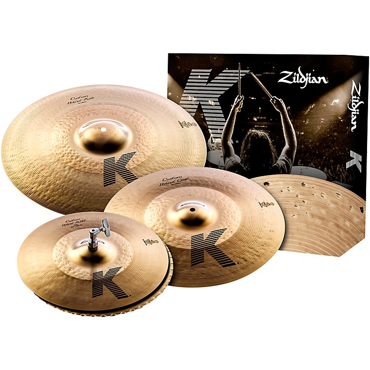 Zildjian K Custom Hybrid Box Set