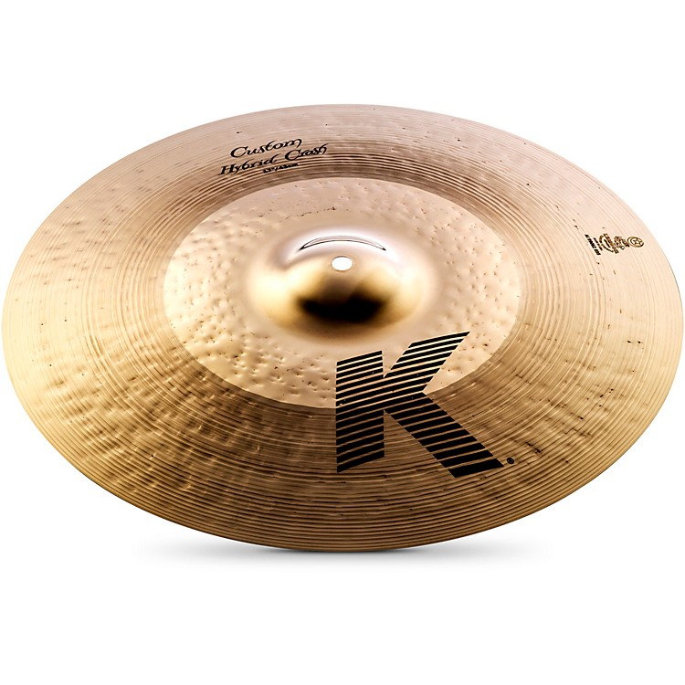 Zildjian K Custom Hybrid Crash  17 in.
