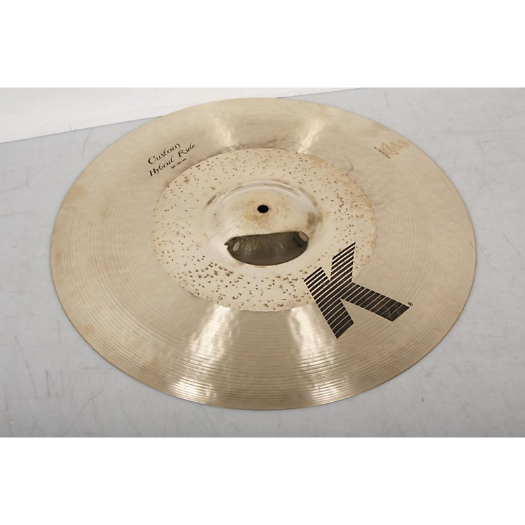 Zildjian K Custom Hybrid Ride 20 In 888365893822