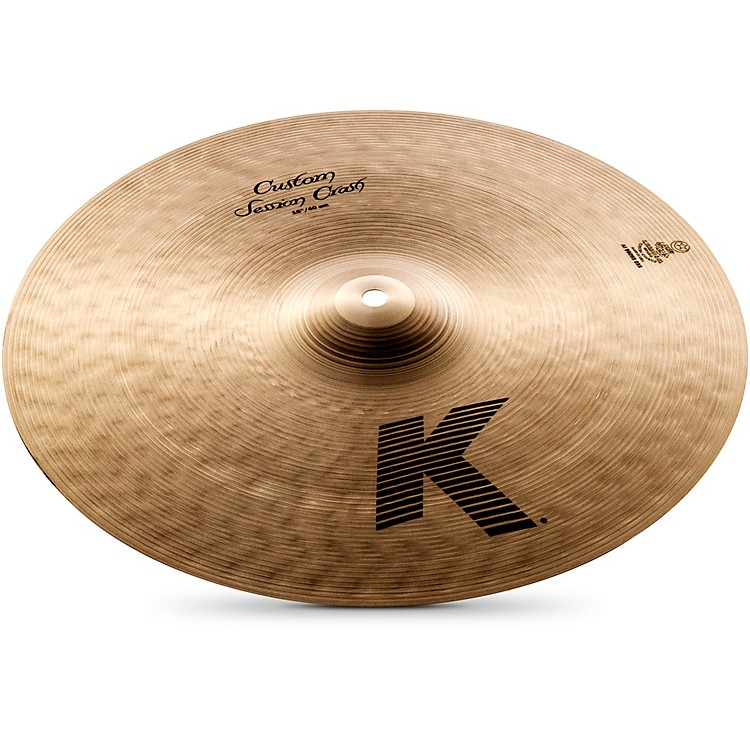 Zildjian K Custom Session Crash Cymbal  16 in.
