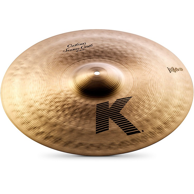 ZildjianK Custom Session Crash Cymbal18 in.