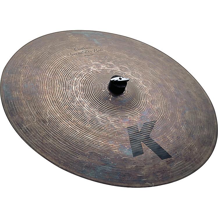 ZildjianK Custom Special Dry Ride Cymbal21