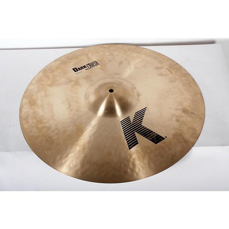ZildjianK Dark Thin Crash Cymbal20 in.888365905006