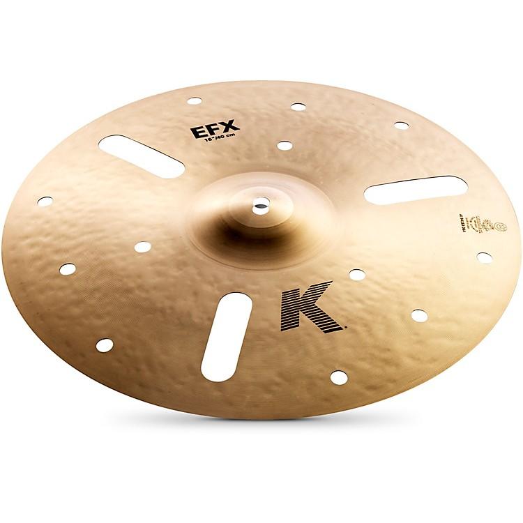 ZildjianK EFX Cymbal16 in.