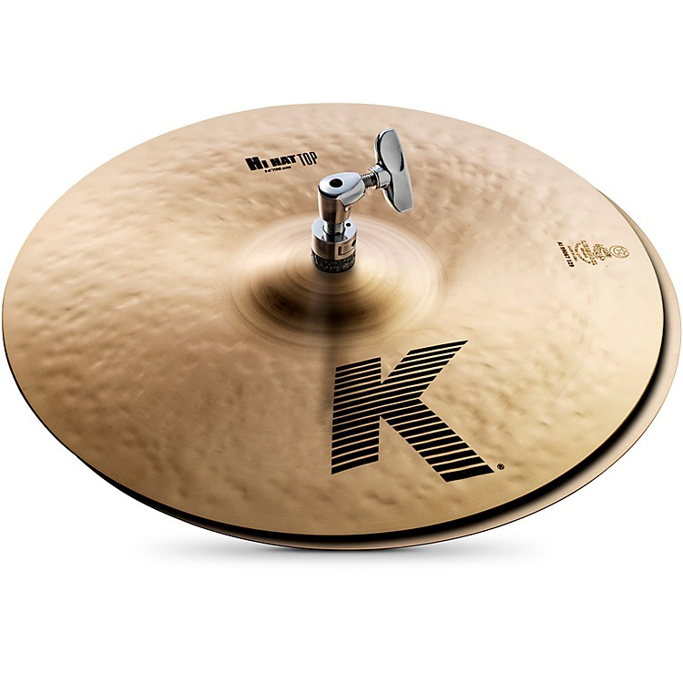 Zildjian K Hi-Hats  14 in.