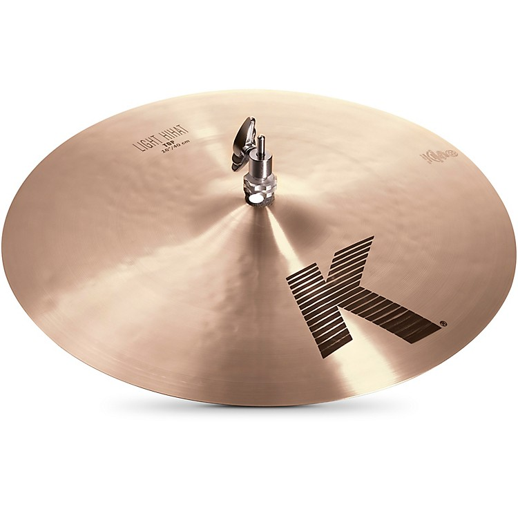 Zildjian K Light Hi-Hat Top Cymbal 16