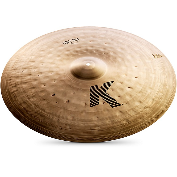 Zildjian K Light Ride Cymbal 24 in.