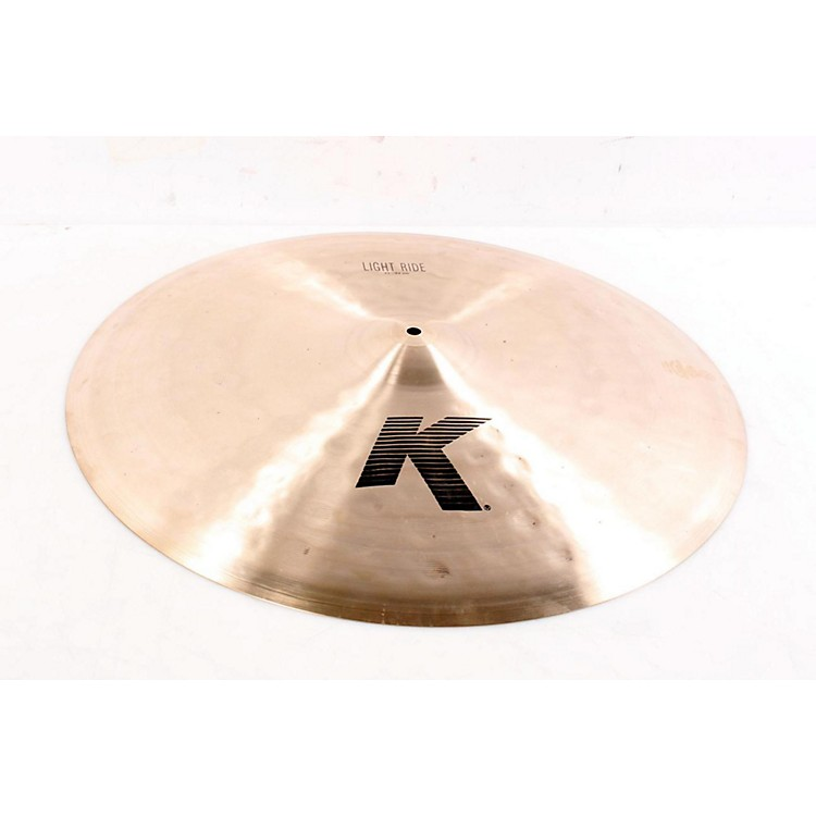 Zildjian K Light Ride Cymbal 24 Inch 888365074979