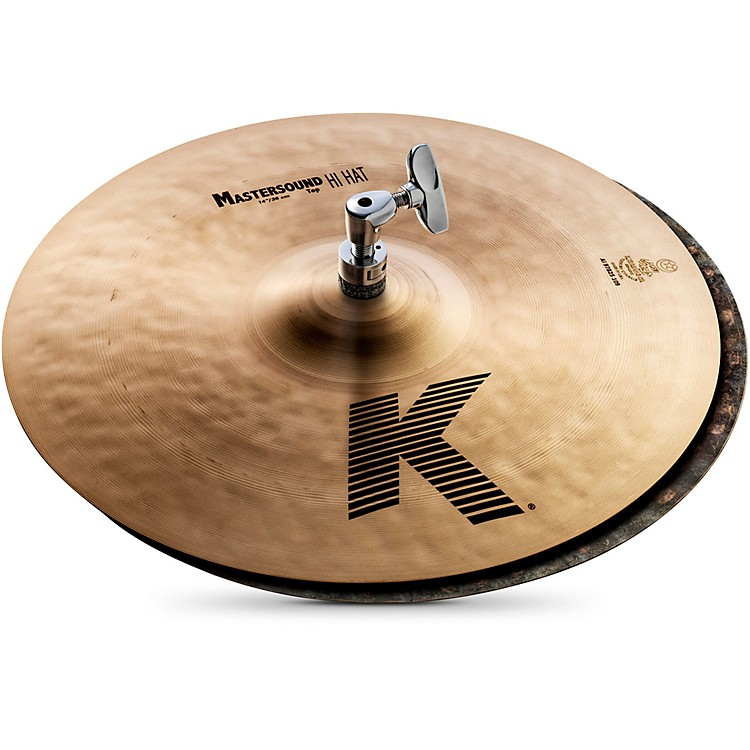 Zildjian K Mastersound Hi-Hats  14 Inches