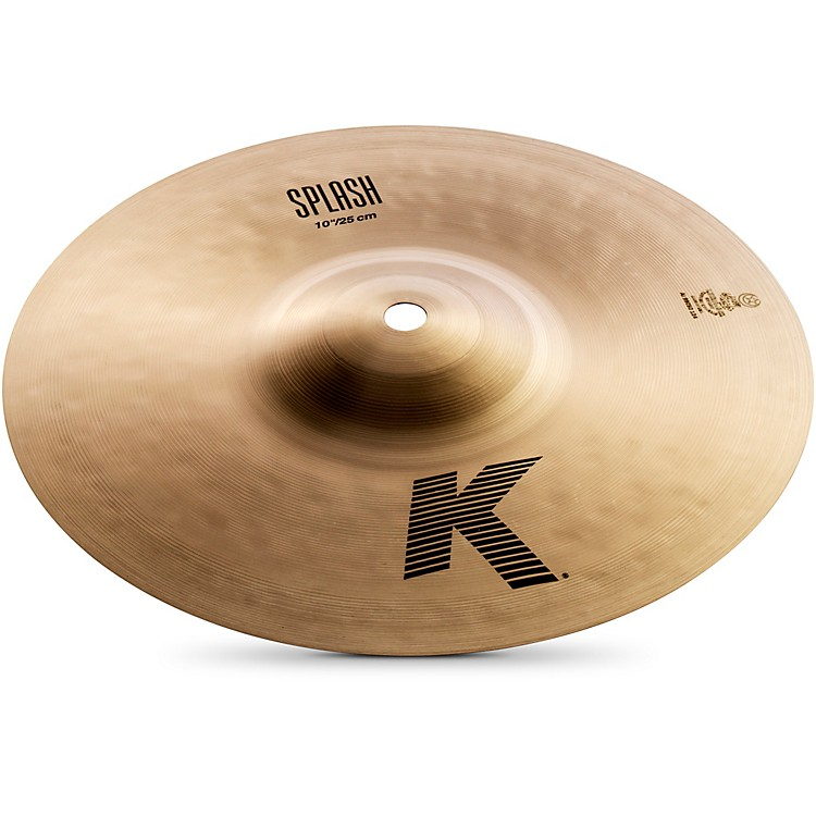 Zildjian K Splash Cymbal  10 in.